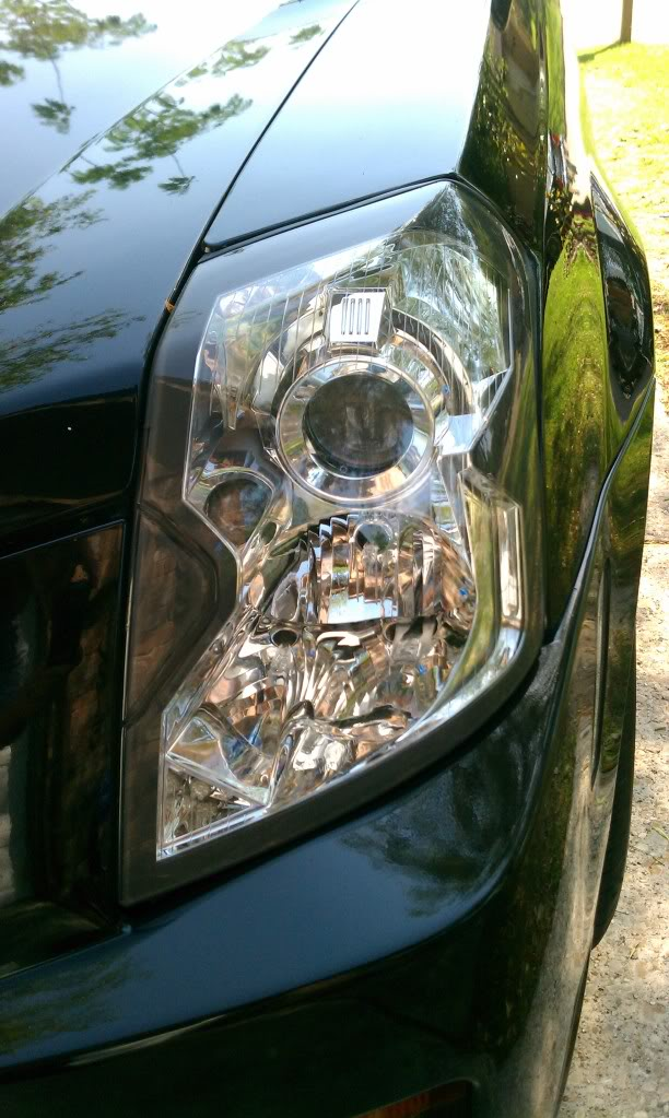 replace install watch youtube headlights cadillac how bumper cover front to com cts
